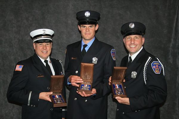 Illinois Fallen FireFighter Memorial & Medal Of Honor Awards