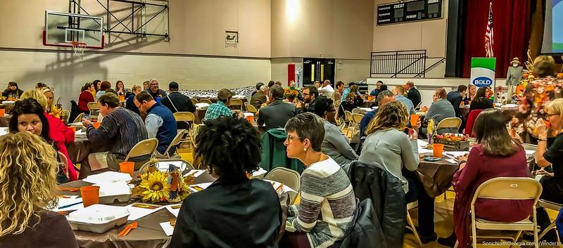 Barrow County PIE luncheon 2018