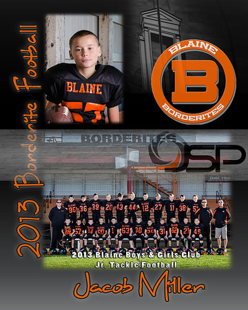 2013 Blaine Boys & Girls Club Football