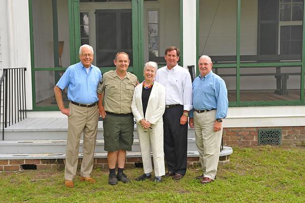 Hofwyl - Commisioners Visit 08-22-12