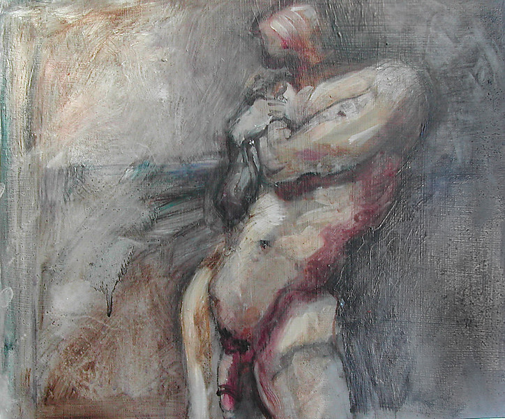 Strong Man (10x12)