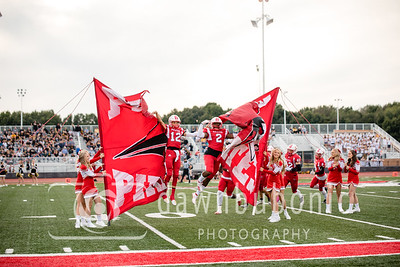Perry vs Riverside Varsity Football