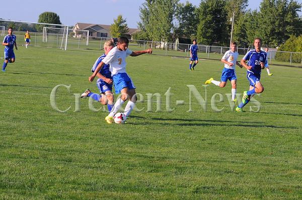 08-29-16 Sports Defiance @ Continental boys soccer