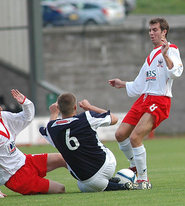 Airdrie v Dundee (0.1) 23 9 06