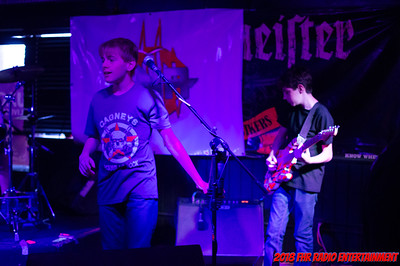 DNA Band at Cagney's 4/22/2018