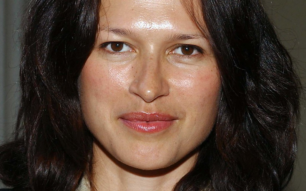 """. Actress Karina Lombard of �The L Word� and \""""Rescue Me\"""" is 48. (Getty Images: Amanda Edwards)"""