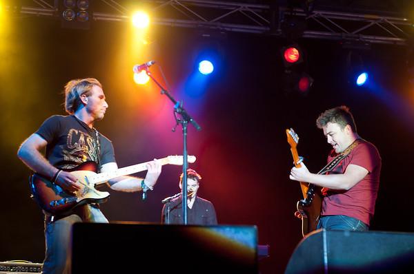 2012 Deni Ute Muster   Bands