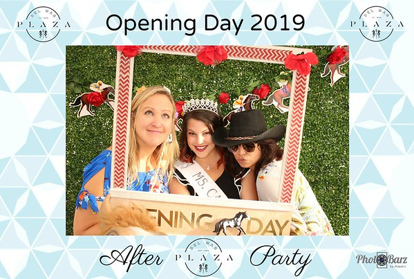 OPENING DAY 2019 AFTER PARTY