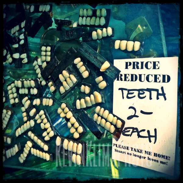 Teeth @ Architectural Artifacts