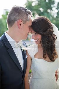 Meg + Gary | Raleigh Wedding