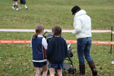 Lauren Running Race  Feb 09