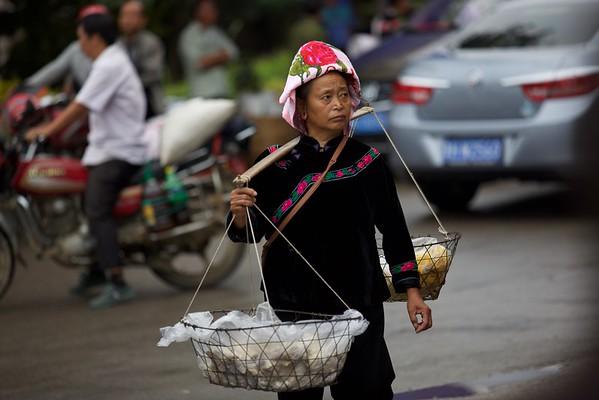 Leishan Market