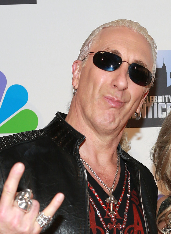""". Dee Snider attends \""""All Star Celebrity Apprentice\"""" Finale at Cipriani 42nd Street on May 19, 2013 in New York City.  (Photo by Robin Marchant/Getty Images)"""
