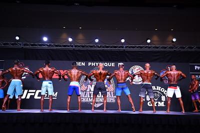 Men's Physique Open B