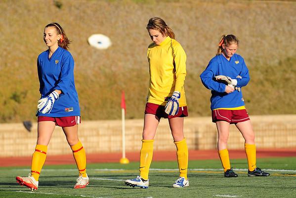 TP Girls Semi vs RBV 3-2-10