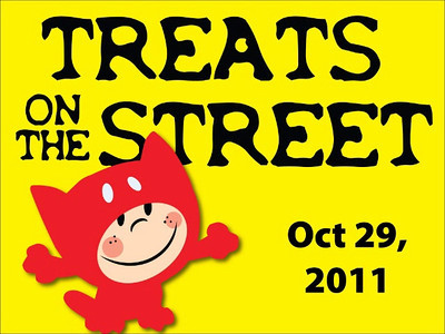 Treats on the Street 2011
