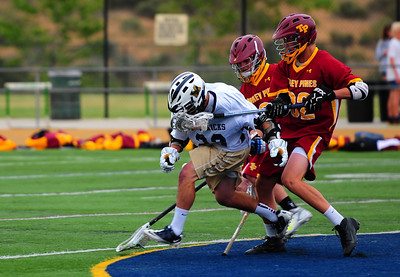LCC JVA Lacrosse vs. Torrey Pines 4.30.13