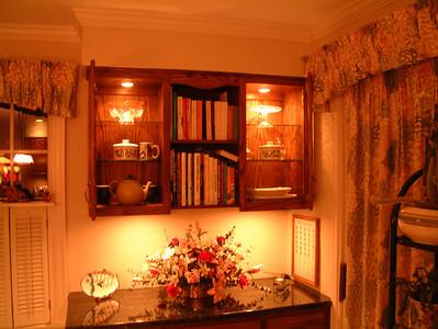 Kitchen Cabinets: Jan 2005