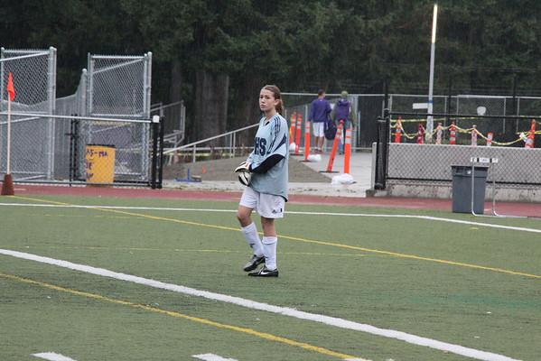 2010-09-07 IHS JV Girls Soccer vs Archbishop Murphy
