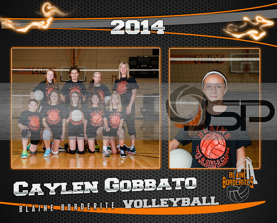 2014 Blaine Boys & Girls Club Vollleyball
