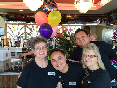 LIZ'S RETIREMENT FROM CITY DINER