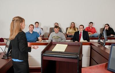 Antonin Scalia Law School Academic