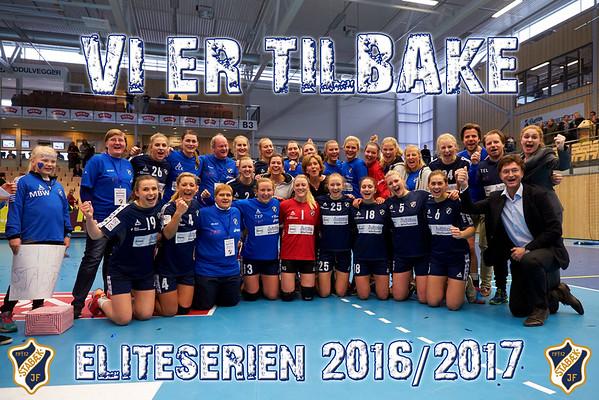 Stabæk Håndball - Volda Håndball 3.4.16