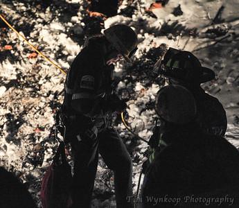 Mt. Parnasas High Angle Rescue