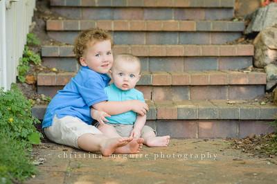 Andrew & Connor