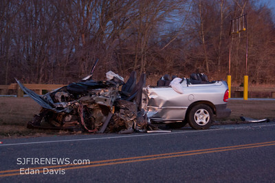 01-03-2012, Commercial MVC with Entrapment, Carney's Point Twp. Rt. 540 and Haines Neck Rd.