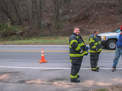 11-29 Fuel Spill, Sprout Brook Road