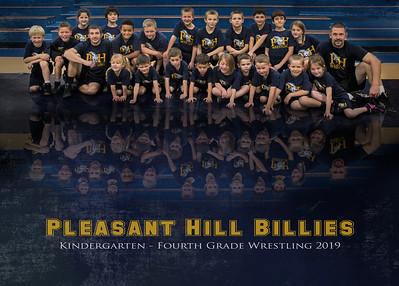 Pleasant Hill Billies Wrestling