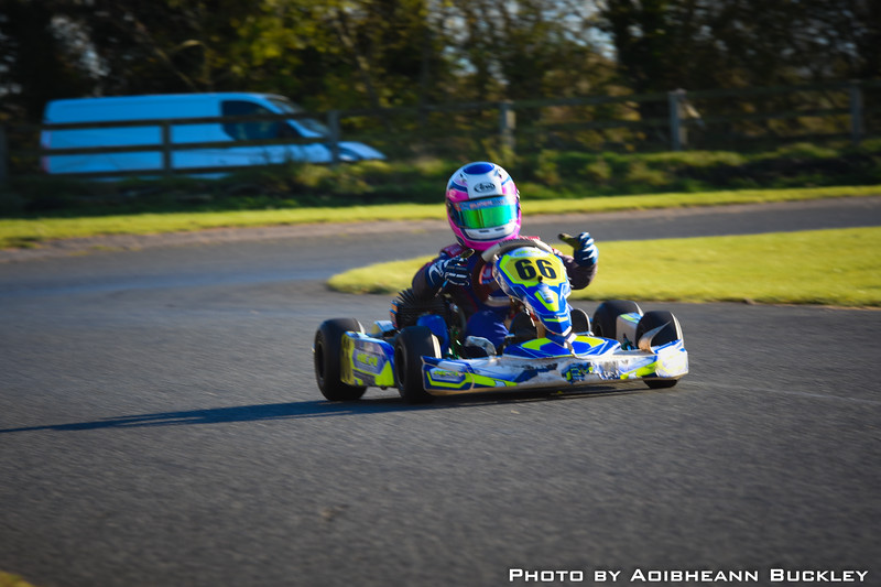 Leinster Karting Club - 2018 Summer Championship - Round 5 - By Aoibheann Buckley
