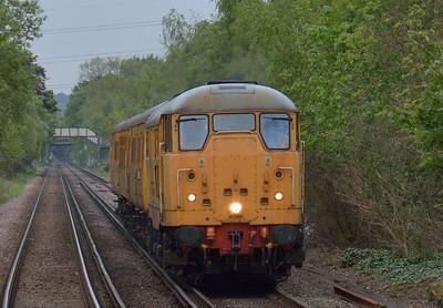 Trains May - June 2014