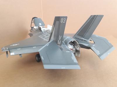 F-35B  build