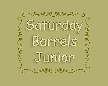 DEC LB 2018 Sat Barrel Racing Junior