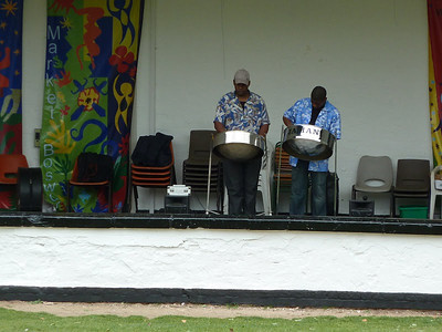 15th May 2011 Jamma Steelband at Hollycroft Park