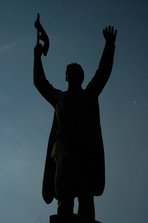 2nd Visit - Communist Statue Park