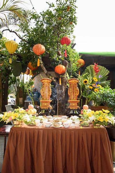 2018 Aug 25 Le Vu Lan Chua Lieu Quan