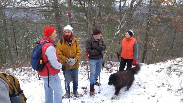 January 7 Saturday Hike