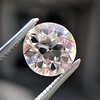 2.63ct Old European Cut Diamond GIA K VS1 1