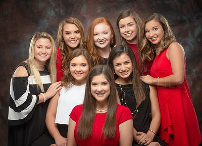 2018 CHS Homecoming Court