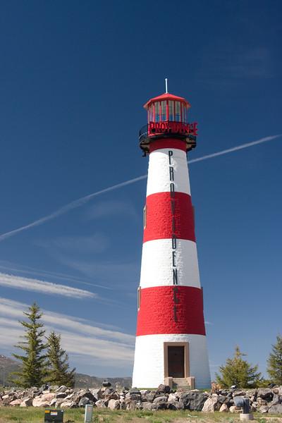 Lighthouse at Cedar City (faux)
