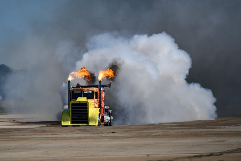 Shockwave Jet Truck
