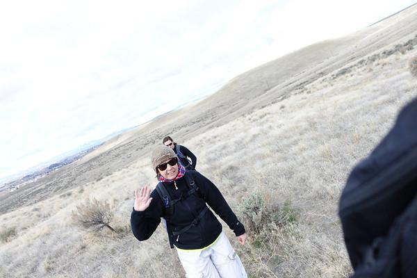2014-03-16 Yakima Skyline Trail