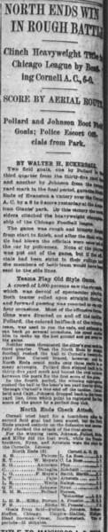 Chicago Daily Tribune Mon Dec 2, 1912