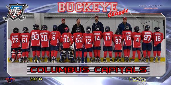 Columbus Capitals (Iosue)  v SHAHA