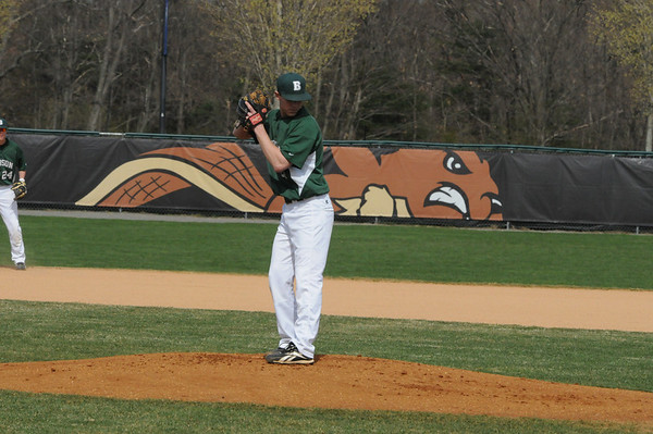 BABSON BASEBALL TOURNAMENT #2  4.22.2011 v COAST GUARD