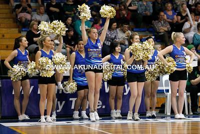 2013 LaTrobe Uni Spirit Cheerleaders