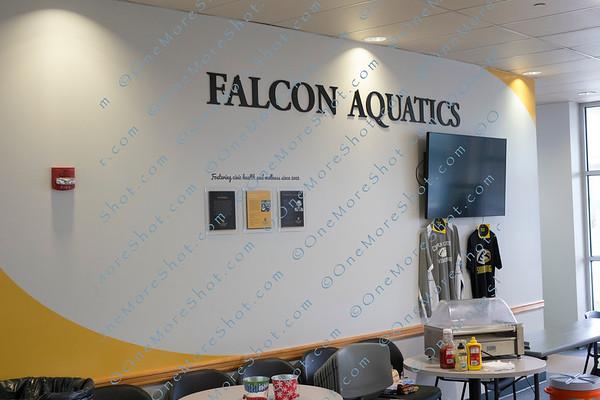Cedar Crest College - Falcon Invitational Swim Meet 12-09-2018